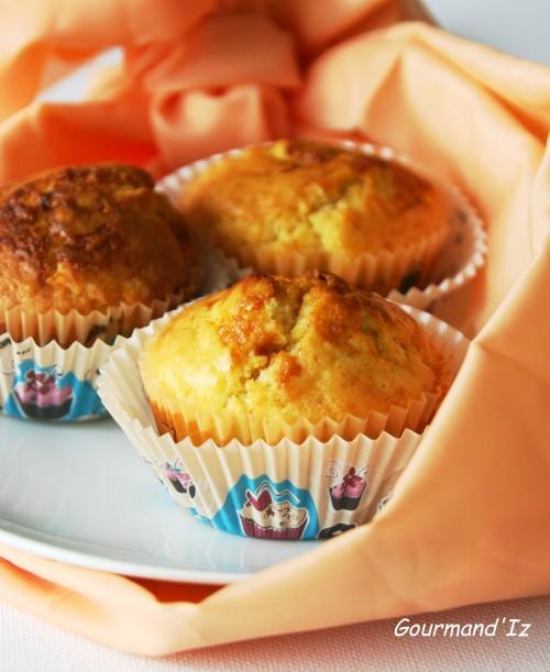 muffins caramel beurre salé, salidou, caramel beurre salé