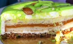 baux de provence, sebastien bouillet, chocolat blanc et huile d'olive, mangue, abricot- fruits secs