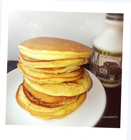 pancakes americains
