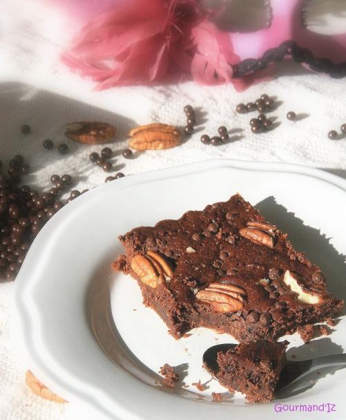 brownie, meilleure recette de brownie