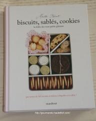 sablés,canneberges,cranberries,petits gâteaux