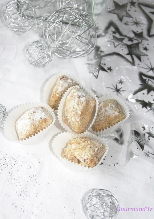 vanille kipferl, biscuits à la vanille, recette gateaux de l'avent, christophe felder