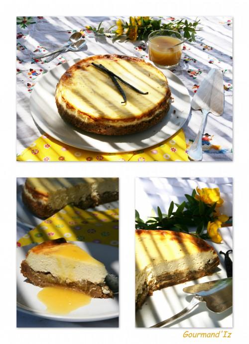 cheesecake,rhubarbe,philadelphia,ananas,speculoos