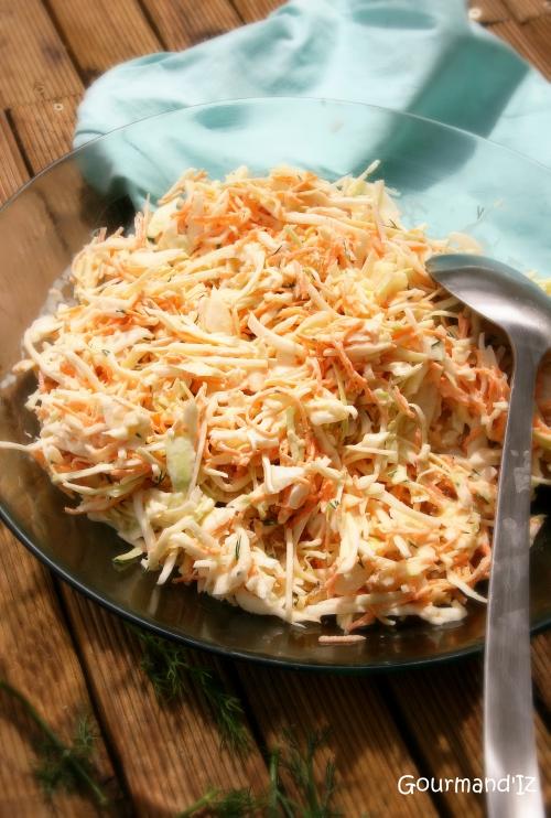 salade coleslaw, coleslaw