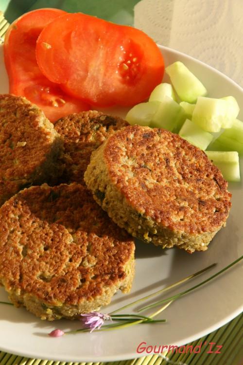 galettes végétariennes, galettes de quinoa, quinoa