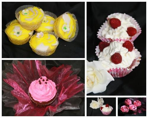 cupcake,chocoat,framboise,ciitron