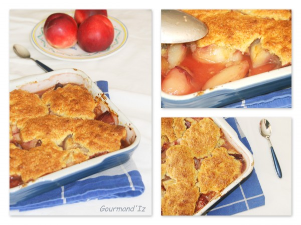 cobbler nectarines