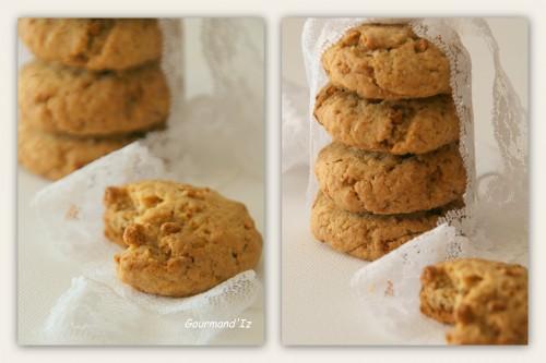cookie,vous prendrez un cookie,cacahuètes,speculoos