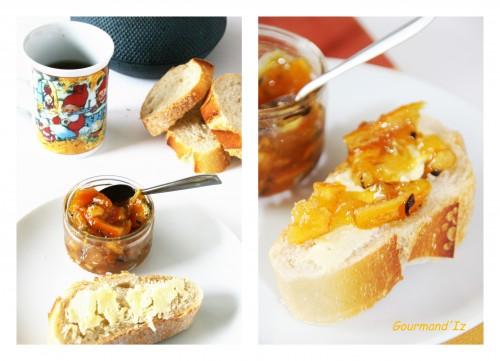 marmelade d'orange,marmelade d'orange de noel,marmelade aux épices,marmelade au thé