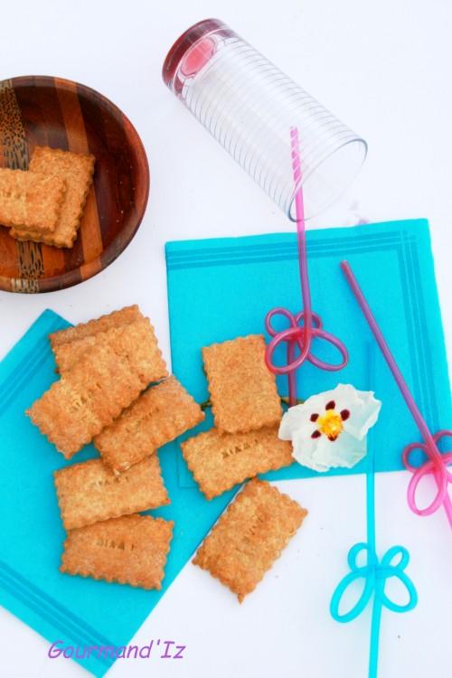 recette biscuits apéro, biscuits cajou, biscuit apéro comté