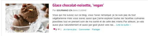 glace vegan,glace chocolat noisette,glace chocolat,glace chocolat facile