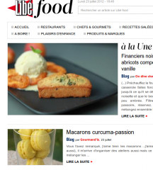 macarons,passion,curcuma