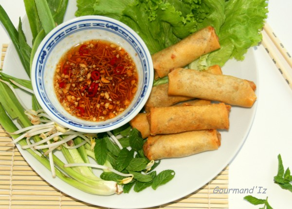 nems, rouleaux vietnamiens