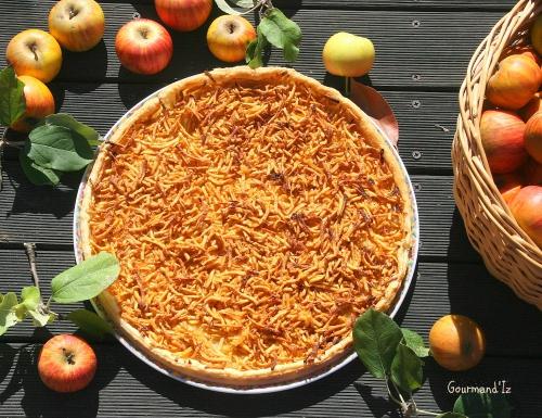 pommes,tarte,cannelle